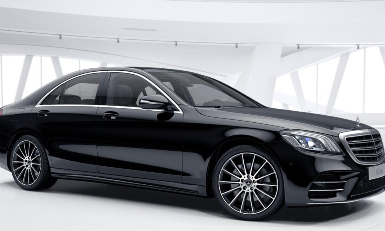 Mercedes-Benz S350 d 4MATIC Sedan Long- artakcyjna oferta finansowania wynajmy i leasingu. Proste procedury i szybki proces. Sprawdź naszą ofertę.