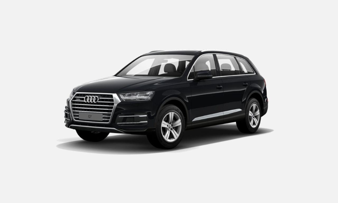 Audi Q7 3.0 TDI quattro- artakcyjna oferta finansowania wynajmy i leasingu. Proste procedury i szybki proces. Sprawdź naszą ofertę.